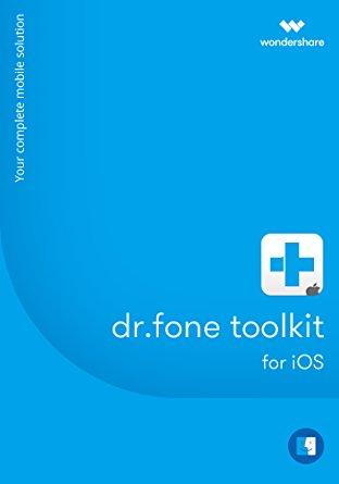 Wondershare Dr.Fone Toolkit for iOS Mac