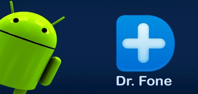 Wondershare Dr.Fone for Android new