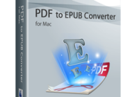 Wondershare PDF to EPUB Converter for mac