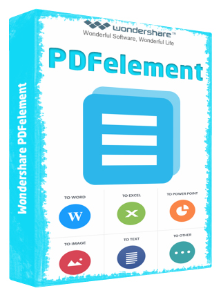 Wondershare PDFelement Pro new