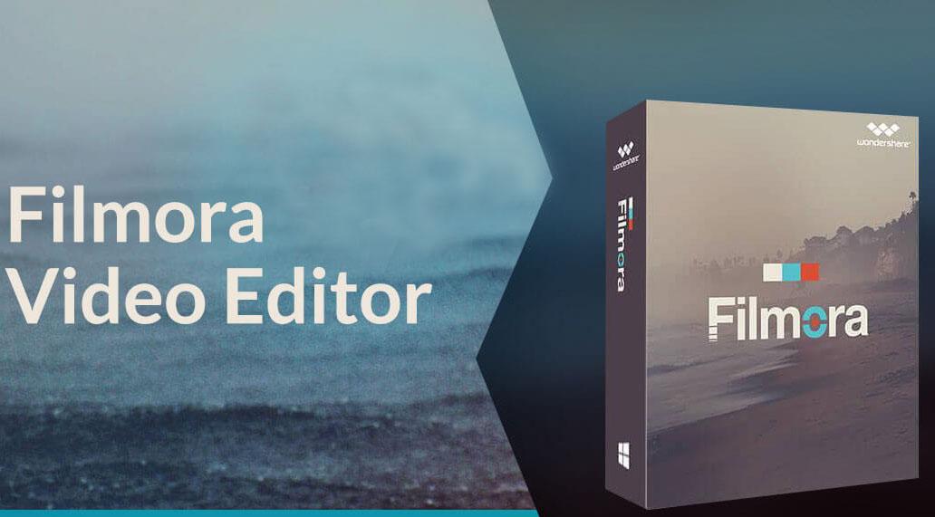 Filmora Video Editor windows