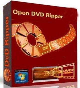 Open DVD Ripper windows