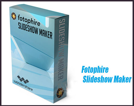 Wondershare Fotophire Slideshow Maker windows
