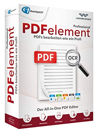 PDFelement Pro OCR for mac