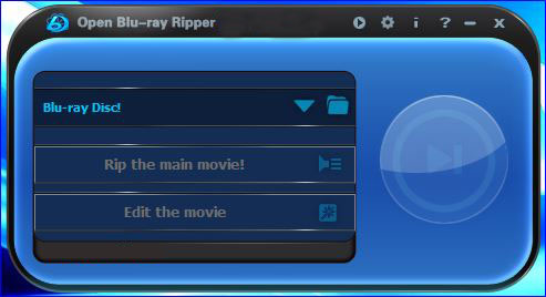 Open Blu-ray Ripper Windows